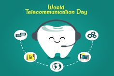 Communication is the human connection. Communication is the key to personal and career success.  #WorldTelecomDay