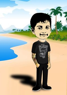 Caricature by Victory Studio