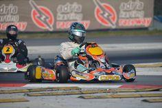 Nico #Rosberg with #Crg #karting in #Adria #Cicuit #photo #nikon