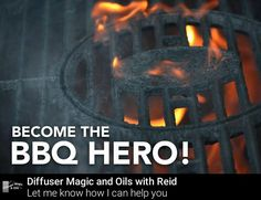 People are constantly blown away by my grilling skills because the flavor is almost overwhelming.  My secret sauce really just includes dōTERRA ESSENTIAL OILS but the key is determining how to choose the right one for each specific recipe.  Join me for a virtual event that will make you the ultimate BBQ HERO!  Sign up here: http://ift.tt/2rkq8ba