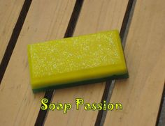 Pineapple Cilantro Glycerin Hand Soap by SoapPassion on Etsy, $5.00