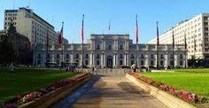 """Casa de Gobierno """"Moneda"""""""