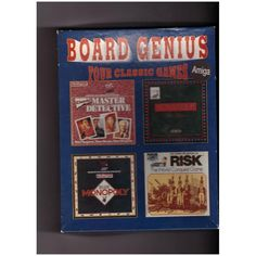 Board Genius for Commodore Amiga from Beau-Jolly