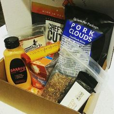 Check out this awesome monthly box from @ketokrate! I totally wish I knew about this when I was full blown keto because I definitely struggled to find yummy snacks that were quick and easy to grab! Every month they send you a new box full of delicious keto and low carb snacks to try out! I will be posting about each of these products as I try them all out but let's be honest.. I ripped open everything and took a taste of it all the second I got my #ketokrate! www.ketokrate.com #keto…