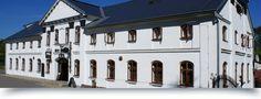 Maršovská Rychta Mansions, House Styles, Home Decor, Mansion Houses, Homemade Home Decor, Manor Houses, Fancy Houses, Decoration Home, Palaces