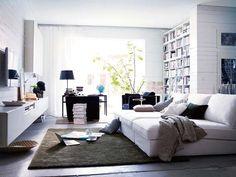 Вопрос 7. В доме моей мечты белые стены и много света