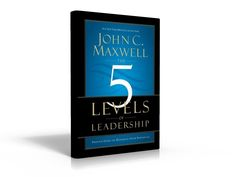 The 5 Levels of Leadership by John C. Maxwell. Maxwell shows you how to master each level of leadership and rise up to the next to become a more influential, respected, and successful leader.