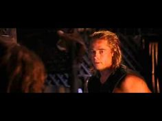 I love this scene Achilles tells Briseis about the gods - From Troy (2004)