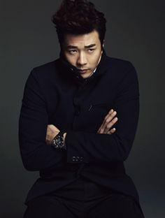Kwon Sang Woo endorses Emporio Armani