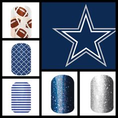 Proven targeted nutritional supplements, amazing nail designs, and unmatched opportunities for a home-based business. Jamberry Sports, Jamberry Nail Wraps, My Jam, Dallas Cowboys, Nail Care, Pretty Nails, You Nailed It, Nail Colors, Nail Designs