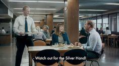 Canal Digital - Silver Hand