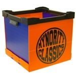 DMR X Mynority Classics Record Container (Orange×Blue)