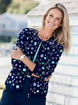 Charming Dots Cardigan | Appleseeds