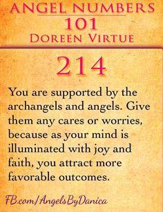 You are supported by the archangels and angels. Give them any cares or worries, because as your mind is illuminated with joy and faith, you attract more favorable outcomes.
