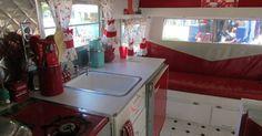 shabby chic caravan renovations - Google Search
