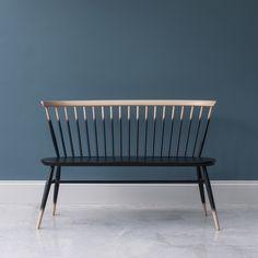 Ercol - Original Love Seat - Lekker Home - 4