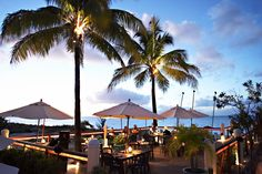 Hemingway's: Dining at Grace Bay - get there before 6 for lunch menu (recommendation from VRBO review on our accommodation)