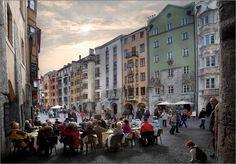 Downtown Innsbruck - Austria - Pixdaus