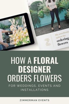 My System for Ordering Flowers as a Floral Designer. Are you a wedding florist or floral designer who wants to save time and money when it comes to your flower order? In this web training, I'm sharing my unusual process for order flowers and the exact processes and systems I use to order my flowers and stay under budget every time. To save time and money in your wedding floral design business, you need the right systems and processes to organize your business accordingly. Floral Wedding, Wedding Flowers, Create A Recipe, Order Flowers, Money Today, Best Relationship, Me Time, My Flower, Floral Arrangements