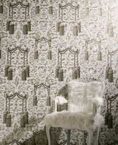 Harald Gloockler Wallcoverings Collection Today Interiors Interiordesign Todayinteriors Wallpaper