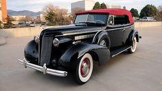 1937 Buick Convertible 320 CI