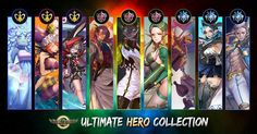 OMG! Thanks Fantasy Squad - Philippines for this 5-Star hero I got. I'll make this hero even more powerful. Such a pleasure to be part of your game. More codes please. hehehe #fashion #style #stylish #love #me #cute #photooftheday #nails #hair #beauty #beautiful #design #model #dress #shoes #heels #styles #outfit #purse #jewelry #shopping #glam #cheerfriends #bestfriends #cheer #friends #indianapolis #cheerleader #allstarcheer #cheercomp  #sale #shop #onlineshopping #dance #cheers…