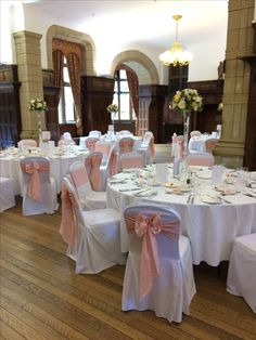 Beautiful Spring #wedding breakfast in the Wilson Room at Marden Park, Surrey venue of choice