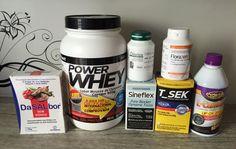 Recebemos um kit de produtos da Power Supplements para testes, confira o review de cada um dos produtos.