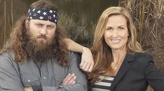 "'Duck Dynasty's' Willie and Korie Robertson aren't backing down when it comes to the things they believe in. 'Duck Dynasty's' Willie and Korie Robertson: We're proud to be the 'religious' people. Korie and Willie have made it to the big screen with a cameo in the upcoming film ""God's Not Dead."""
