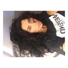 """L a t e post. #CurlyHead #SunBurnt"""