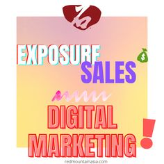 Digital Marketing isn't just simply marketing. If doing it right, it means EXPOSURE and SALES! and we are the best digital marketing agency in Hong Kong that helps you with that. To learn more about our Digital Marketing Services, visit our website or email; enquiry@redmountainasia.com App Marketing, Marketing Approach, Digital Marketing Strategy, Social Media Marketing, Online Marketing Consultant, Online Marketing Services, Reputation Management, Hong Kong, Website