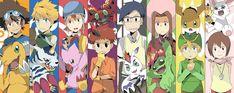Digimon Adventure by seiryuuden on deviantART