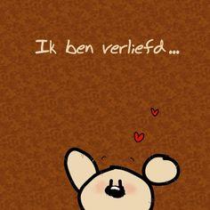Ik ben verliefd.... Op jou! (Planet Puk ©)