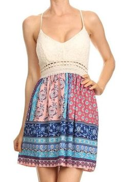 Milo maxi dress