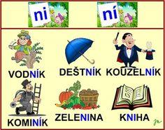 SOUHLÁSKY MĚKKÉ :: Béčko-Tc Štístkové Comics, Learning, Logos, Studying, Logo, Teaching, Cartoons, Comic, Comics And Cartoons