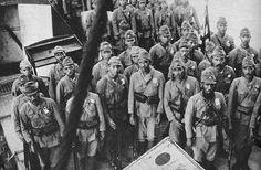 Rikusentai JAPANESE SOLDIERS