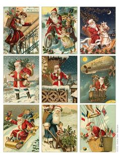 These free Christmas printables, including printable christmas gift tags, christmas wrapping paper, christmas cards and signs, will make your holidays merry and bright. Find your favorite Christmas printable here. Christmas Giveaways, Victorian Christmas, Christmas Gift Tags, 12 Days Of Christmas, Santa Christmas, Christmas Paper, Christmas Crafts, Christmas Decorations, Christmas Mantles