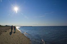 Unspoiled nature at Escuminac Beach | Acadian Coast, New Brunswick #ExploreNB