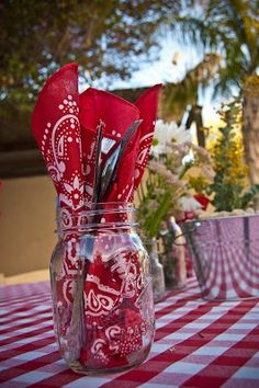 1000 images about western table decorations on pinterest for Decoration western