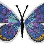 Butterfly Embroidery, Machine Embroidery, Embroidery Designs, Merry Christmas, Pictures, Animals, God, Facebook, Pretty