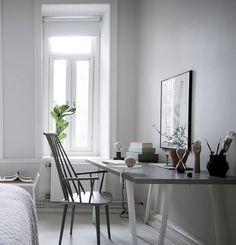 Fresh and charming home - via cocolapinedesign.com