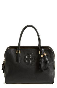 Free shipping and returns on Tory Burch 'Thea' Satchel at Nordstrom.com.