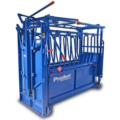 Squeeze Chute - Model S01 - S01 — FARMRANCHSTORE.COM | Farm & Ranch Equipment #priefert #squeezechute #cattlechute #priefertchute #cattle #handlingequipment