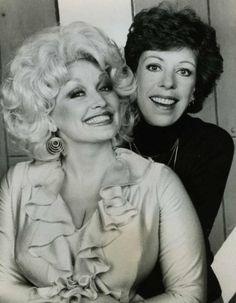 Dolly Parton & Carol Burnett