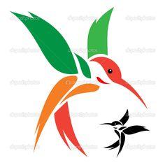 beija flor desenho - Pesquisa Google