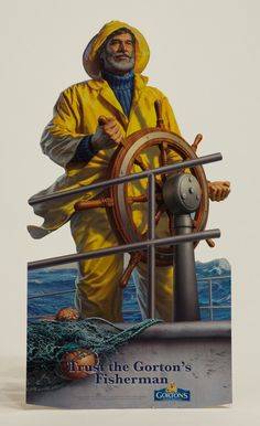 The Gorton S Fisherman Halloween Costume Ideas