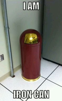 Iron can!!!!
