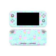 Fancy Sweets Kawaii Pastel Pattern, High quality vinyl precision cut to suit the new Switch Lite Nintendo Decor, Nintendo Lite, Nintendo Switch Case, Nintendo Switch Animal Crossing, Nintendo Switch Accessories, Birthday Presents For Girls, New Kids Toys, Kawaii Room, Apple Laptop
