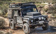 - De wereld rond met de Land Rover Defender Icarus - Manify.nl