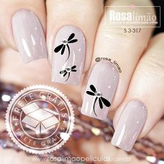 45 types of makeup nails art nailart 58 - nail art Spring Nail Art, Spring Nails, Gorgeous Nails, Perfect Nails, Nail Polish Colors, Nails Polish, Cute Nails, Pretty Nails, Hair And Nails